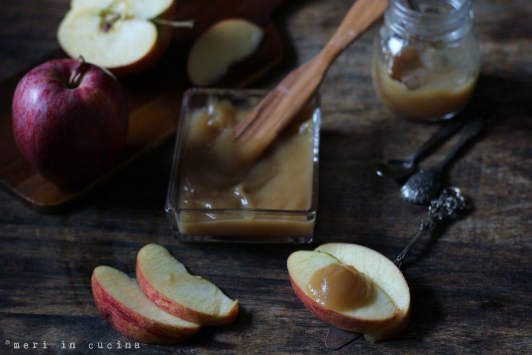 apple butter, burro di mele