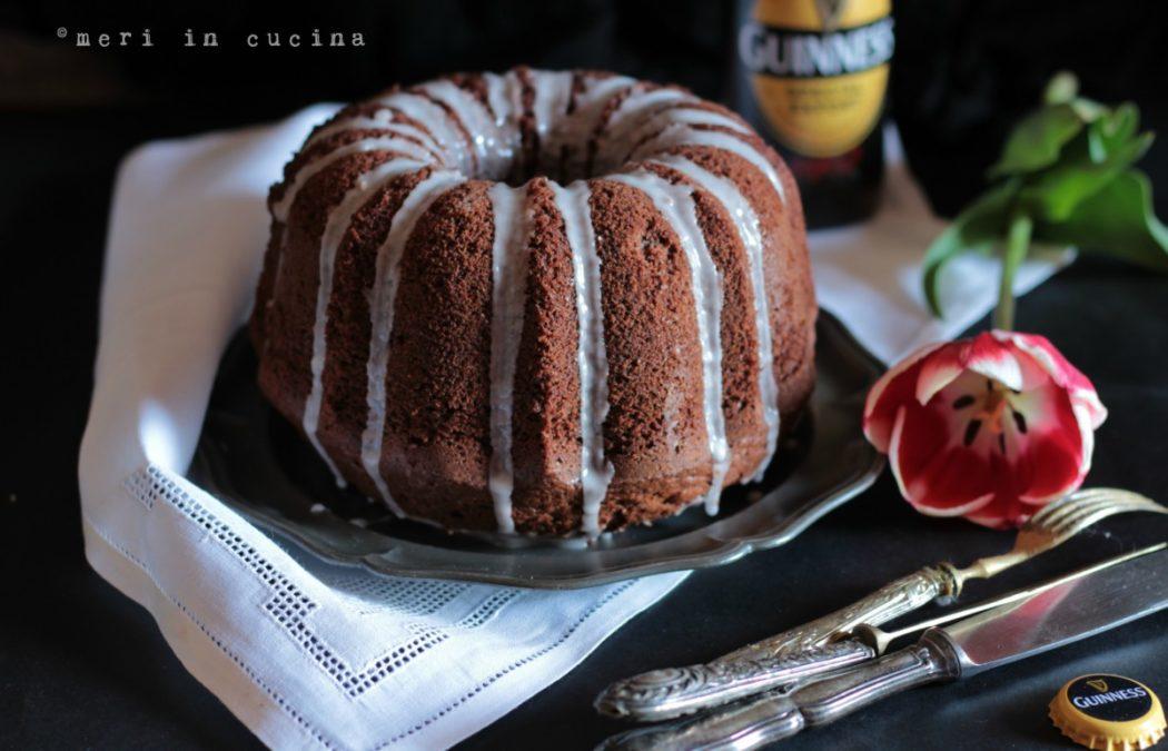 Fantastica torta all'aroma di birra irlandese