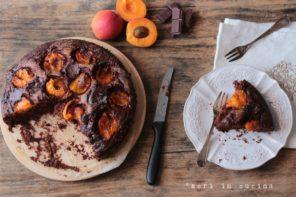 albicocche e cioccolato, un perfetto abbinamento