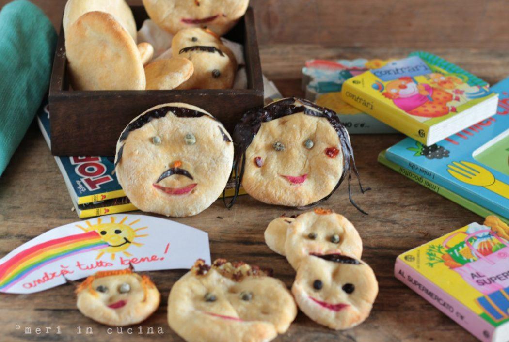 le focaccine alle patate da preparare insieme ai bambini