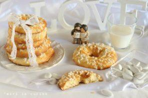 Le ciambelle degli sposi, una romantica tradizione