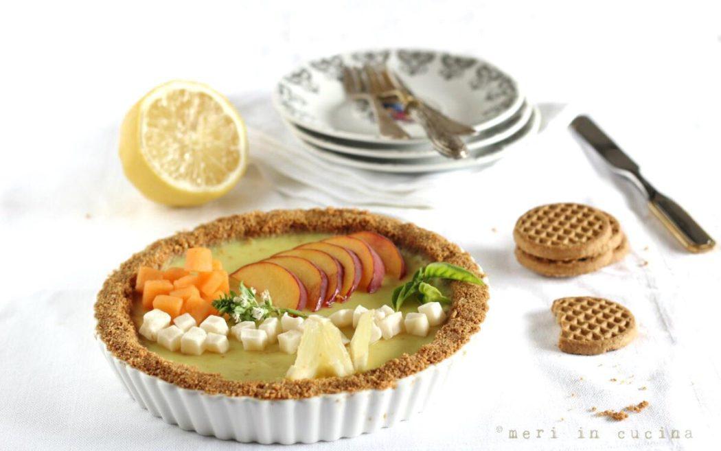 limone, cocco e niente cottura