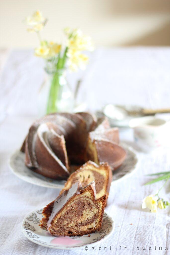 torta (quasi) quattro quarti napoletana