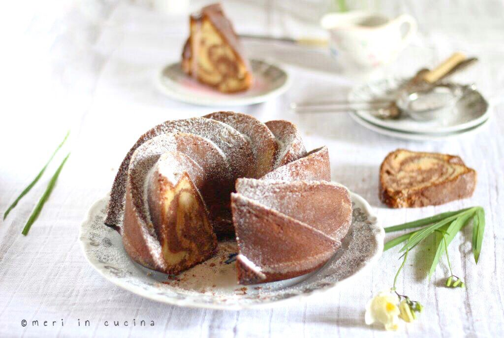 torta quasi quattro quarti napoletana