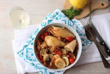 calamari alla Portodanzese